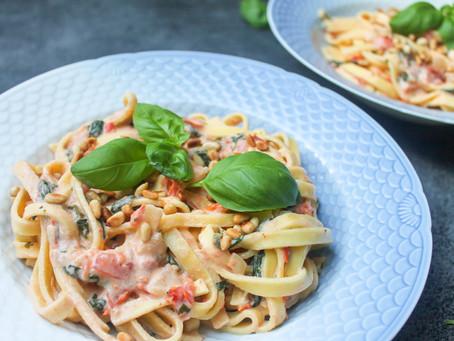 Alene-hjemme-pasta