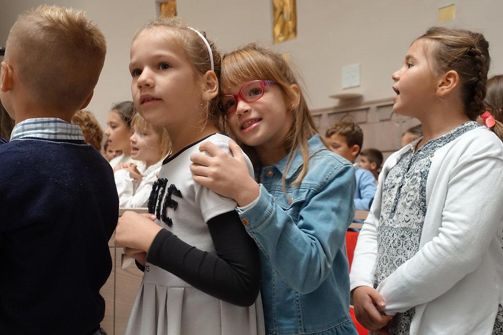prva katolicka osnovna skola u gradu zagrebu