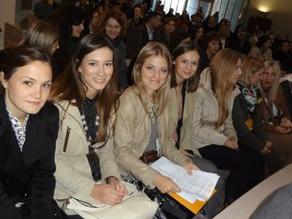 Radost i uzbuđenje u učionicama Prve katoličke škole u Zagrebu