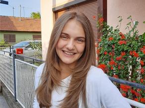 Plasman Ružice Herceg na Županijsko natjecanje iz latinskog jezika