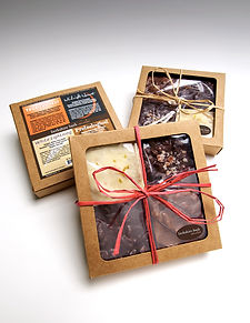 4 flavor gift box