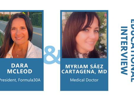 Autism & CBD: An Interview with Dra. Myriam Sáez Cartagena, MD