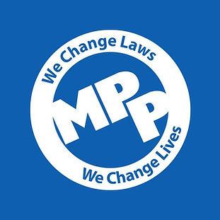 Marijuana Policy Project logo