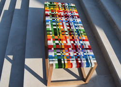 MONSARAZ LONG BENCH | PUZZLE Series