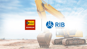 RIB signs a MTWO Phase-II-contract with Zeppelin Rental GmbH