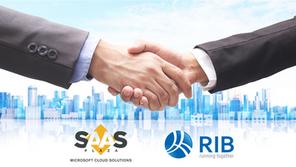 RIB signed the third MTWO MSP Partnership Agreement with SaaSplaza
