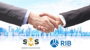 RIB signed the third MTWO MSP Partnership Agreement with SaaSplaza