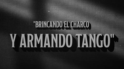 Armando un tango