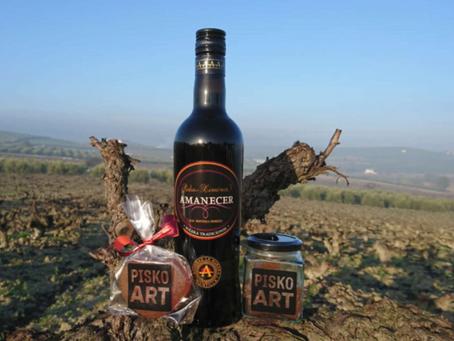 Corazones de gominola gourmet con vino Pedro Ximénez de Córdoba para San Valentín