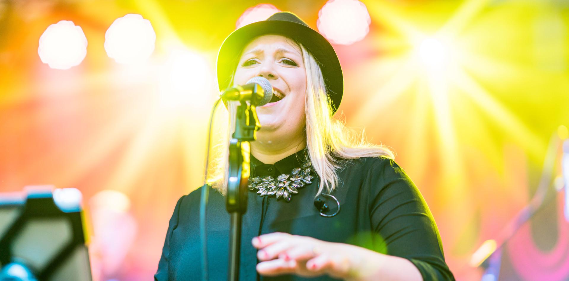 Event- und Hochzeitssängerin Sonja Feldbauer