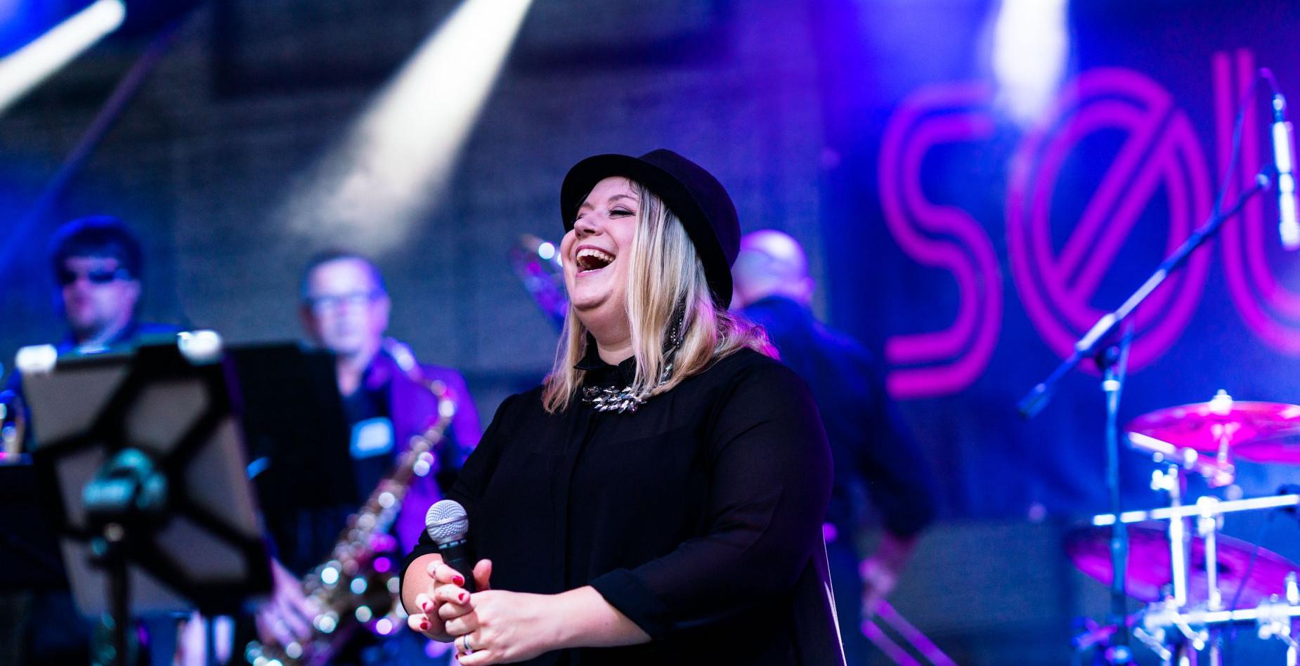 Event- und Hochzeitssängerin Sonja Feldb