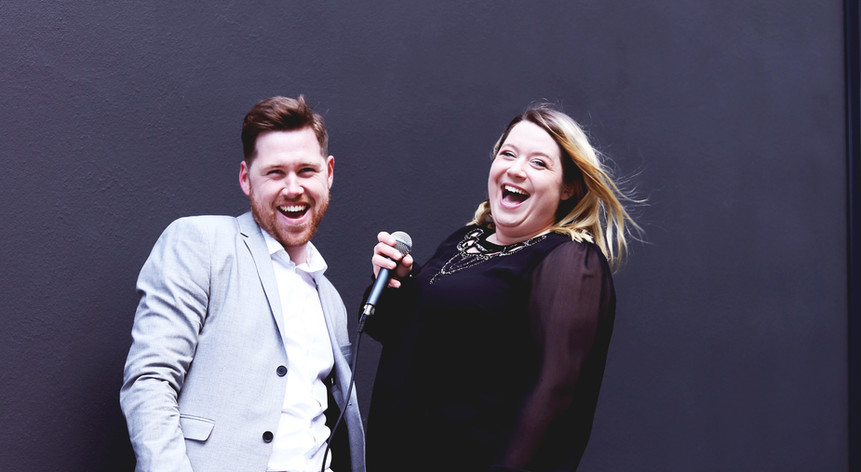 Sunny & Pat Hochzeitssänger Eventsänger