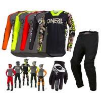 oneal-hexx-combo-2019-hose-shirt-handsch