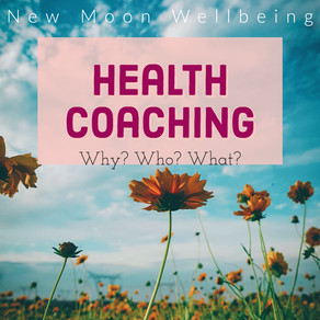 Health Coaching: Why? Who? What?