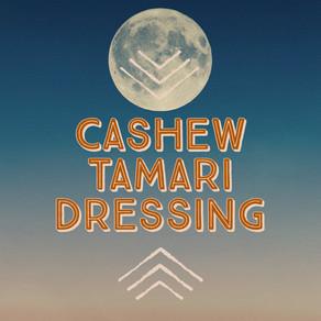 Cashew Tamari Dressing