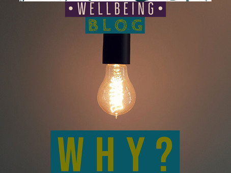 WHY?:Living your life with purpose