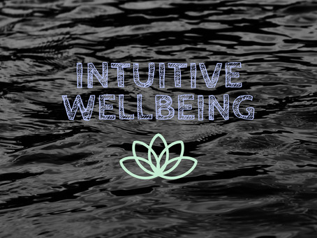 Intuitive Wellbeing: A different approach to being well