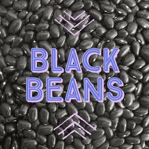 Hannah's SPECIAL Black Beans!