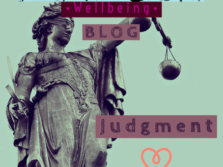 Judgment. Friend or foe?