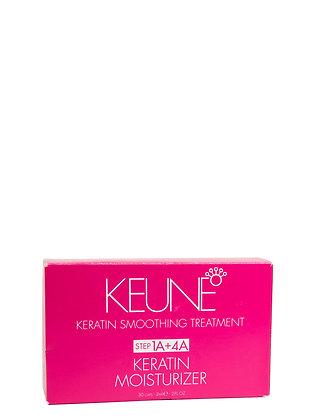 Keune Keratin Smoothing Treatment Step 1A+4A 30 caps 2 ml