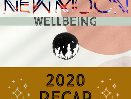 2020 Recap (or some kind of rambling before the year ends)