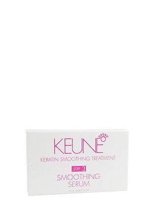 Keune Keratin Smoothing Treatment Step 3