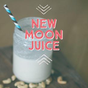New Moon Juice: A cashews' dream