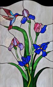 Simple Floral Panls
