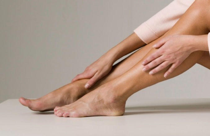 Smooth Waxed Legs