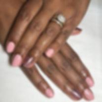 Protea pink #calgel #norwichbeauty #norw