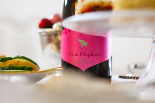 Pink Elephant Méthode Traditionelle Sparkling Wine