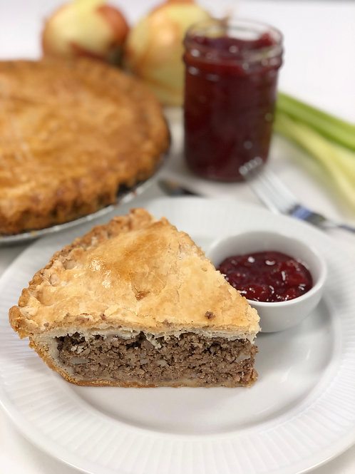 Bake at Home - Tourtière