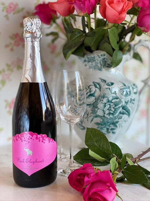 Pink Elephant Méthode Traditionelle Sparkling Wine