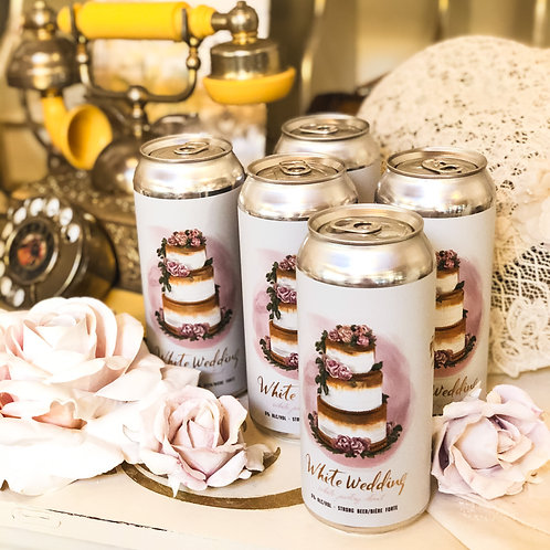 White Wedding Beer