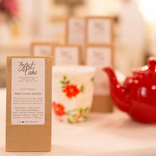 Pear Loves Vanilla Tea