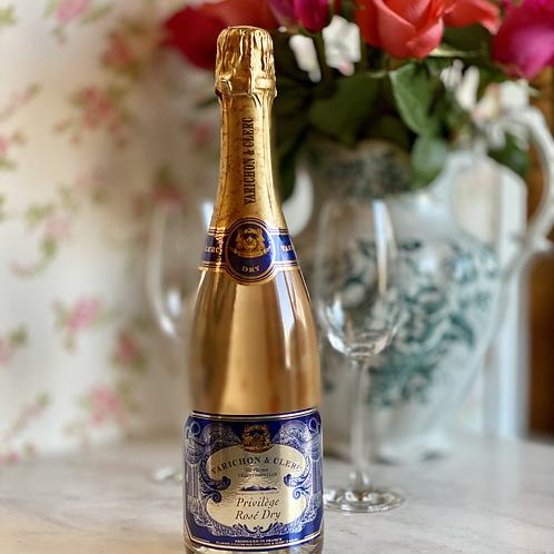 Varichon & Clerc Privilège Dry Rosé.