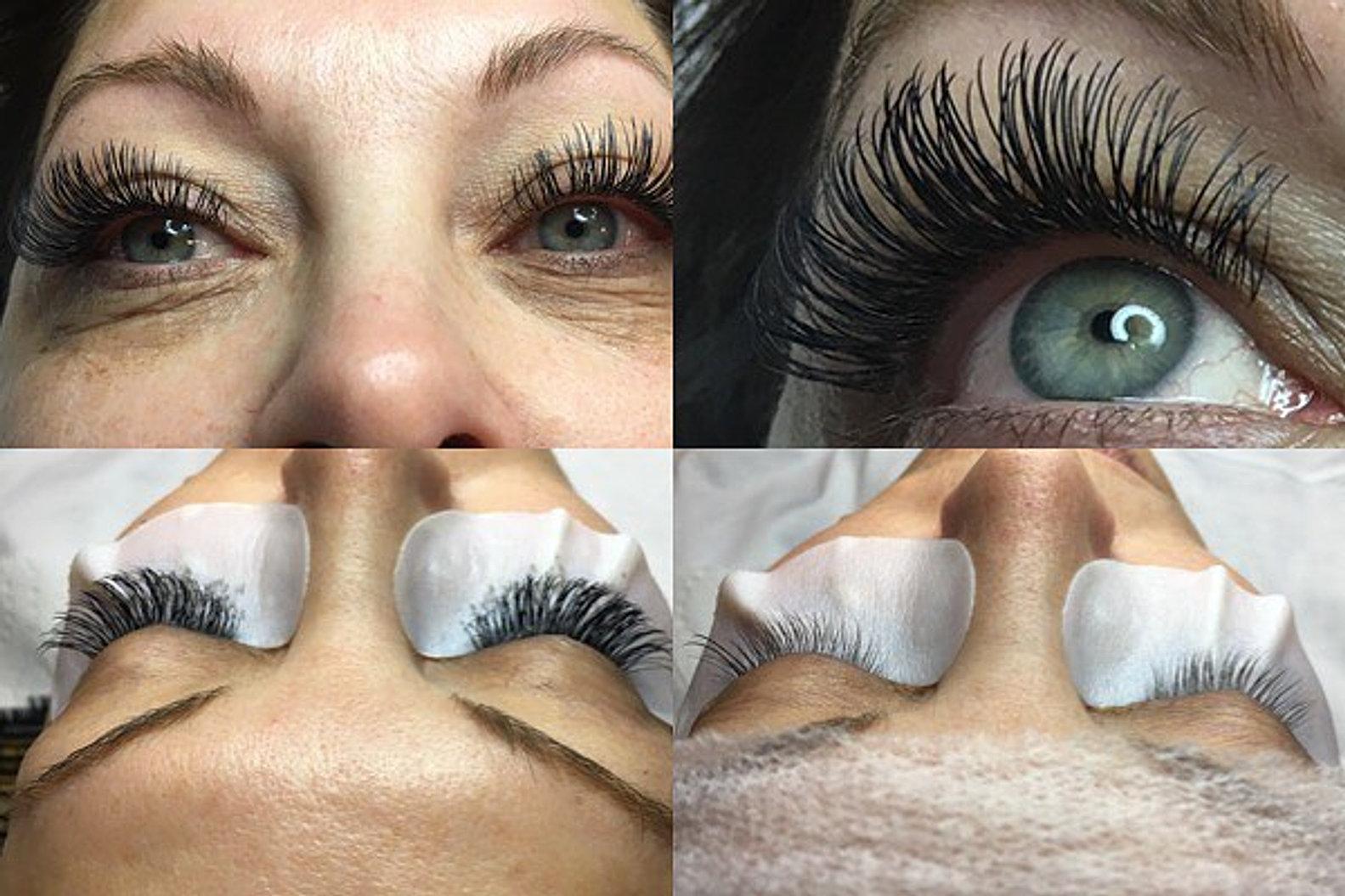 Eyelash Extensions Tulsa