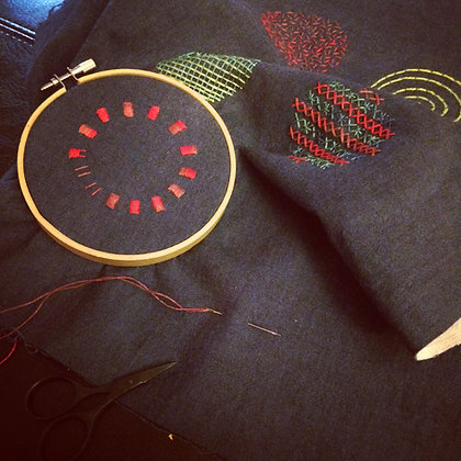 Embroidery Party