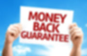 Hair loss treatment money-back guarantee