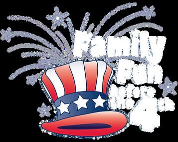 family fun logo trans effort 3 white ove
