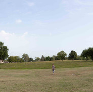 Man In Midstocket Park