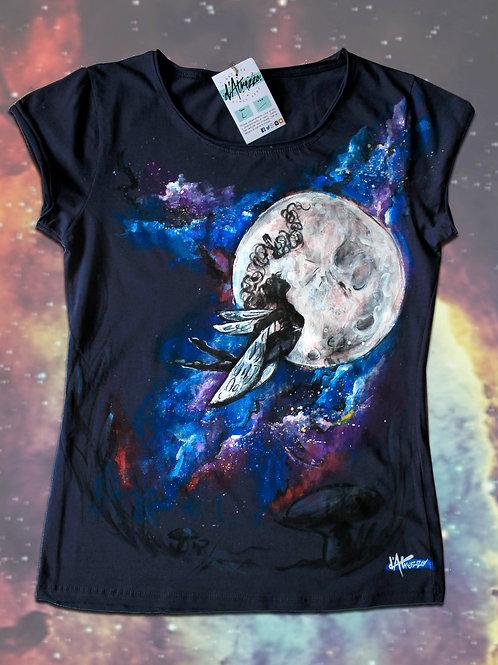 Hada, noche de Luna