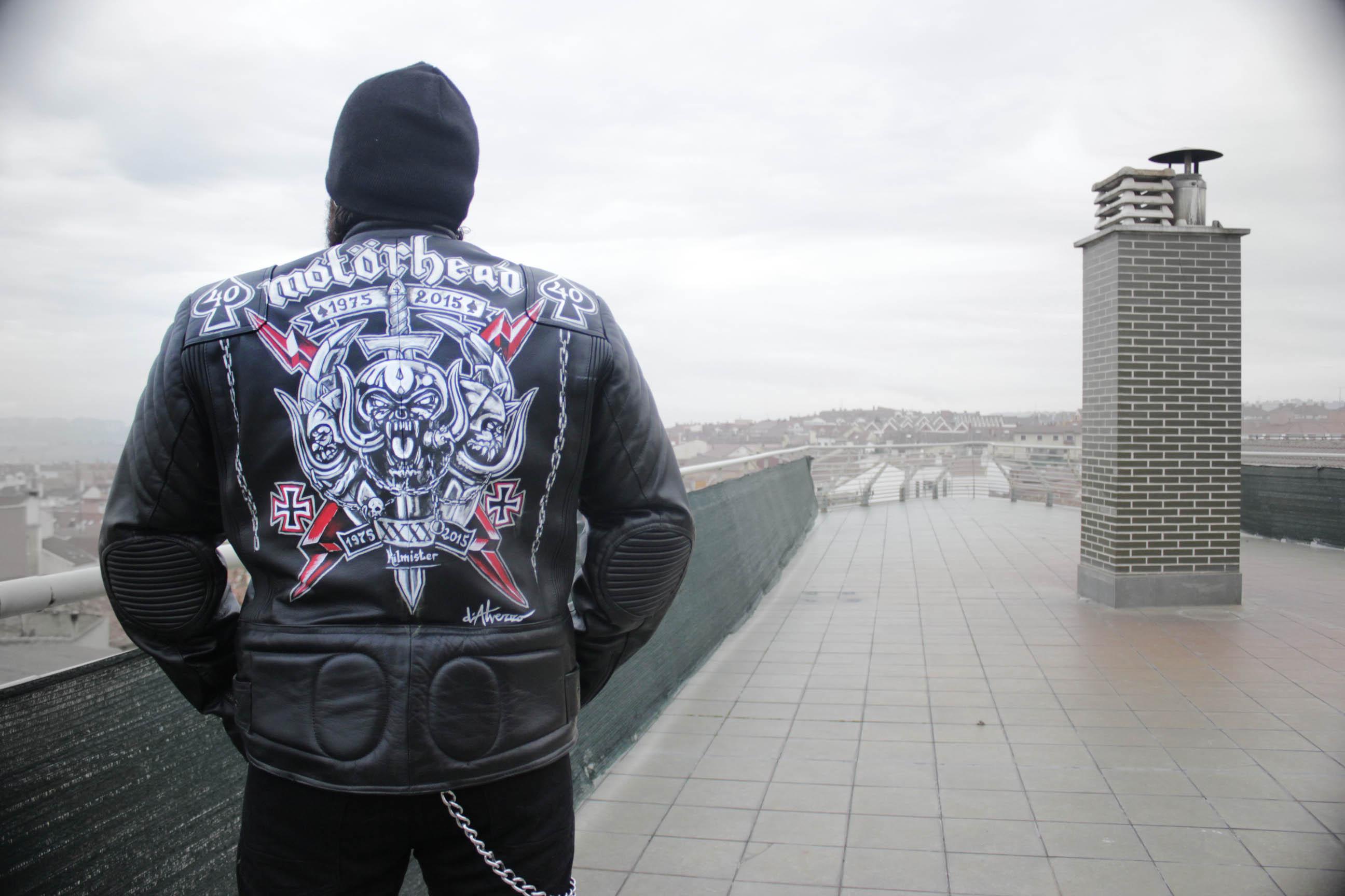Chupa motera Motörhead