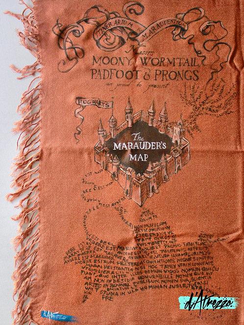 Mapa merodeador II, H P