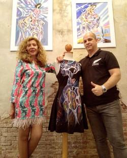 colección velasco, arte y moda