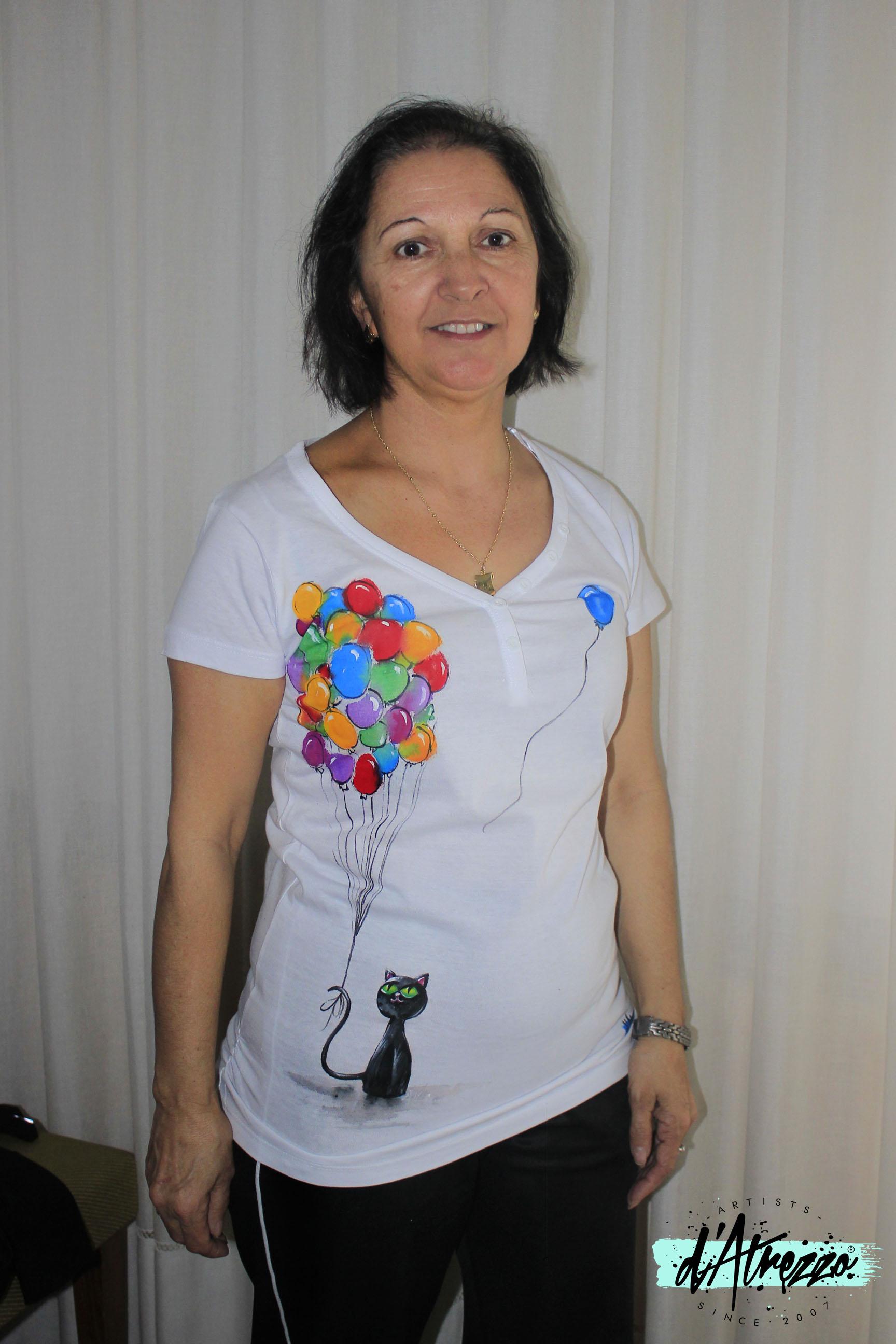 Camiseta Globos y Toffi