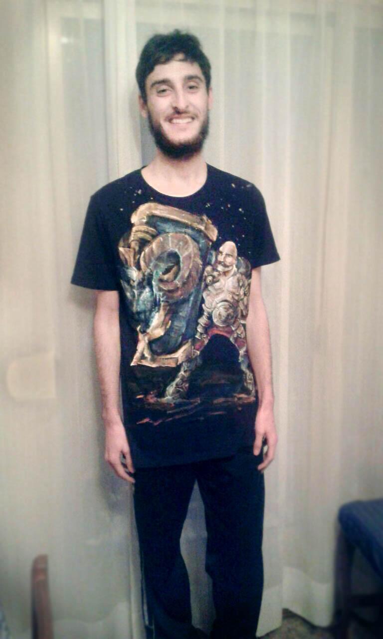 Camiseta Braum, LOL