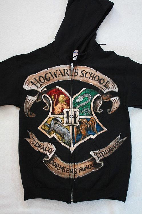 Hogwarts, H P
