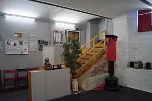 Eingangsbereich/Stiegen