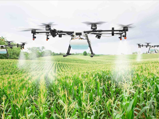On Fire: Agricultural role of Artificial Intelligence...